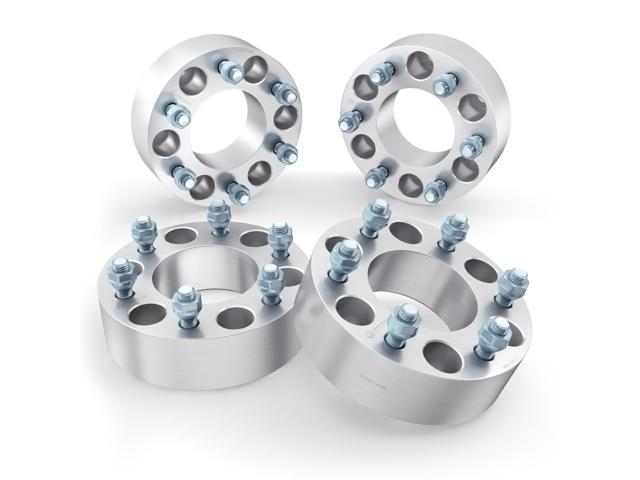 Dodge Durango Lug Pattern >> Rocktrix 4pcs 1 25 Inch Hubcentric Wheel Adapters 6x4 5 To