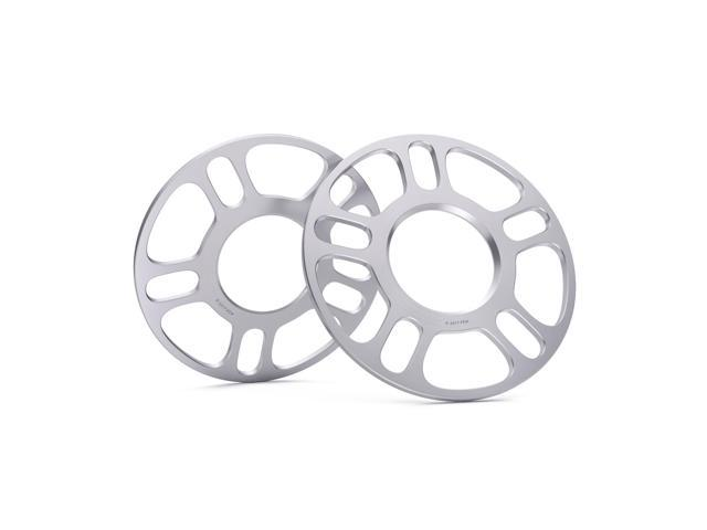 70.5mm bore for many Ford Cadillac Lincoln Mazda Chevy GMC Pontiac 2pcs 3mm Hubcentric 5x4.5 and 5x4.75 Wheel Spacers 5x114.3 and 5x120.7