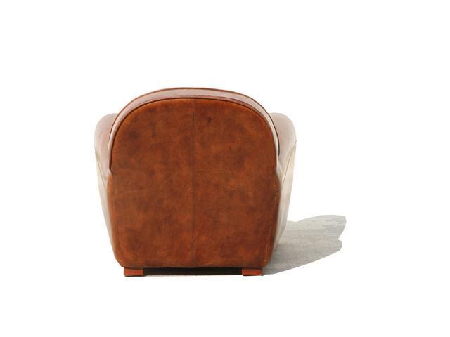 Brilliant Pasargad Genuine Leather Paris Club Chair Newegg Com Spiritservingveterans Wood Chair Design Ideas Spiritservingveteransorg