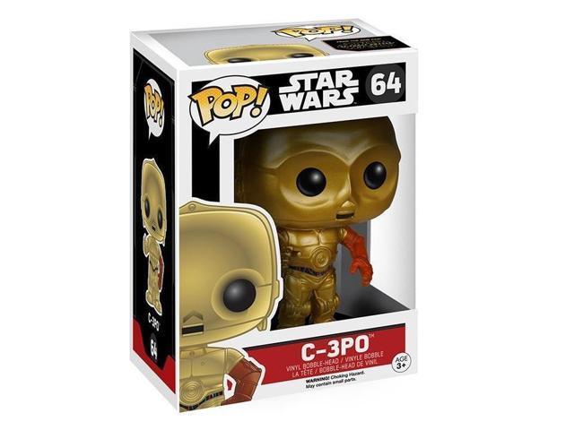 Pop Star Wars 64 C-3PO figure Funko 6219