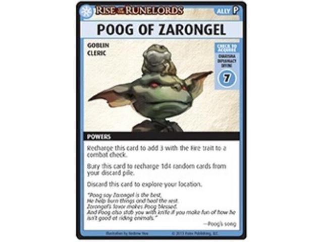 Poog of Zarongel EX - Newegg com