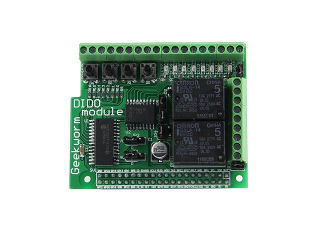 64f35f18abe5c Raspberry Pi 3 Digital Input Output Expansion Board DIDO Module for  Raspberry Pi 3 Model B+