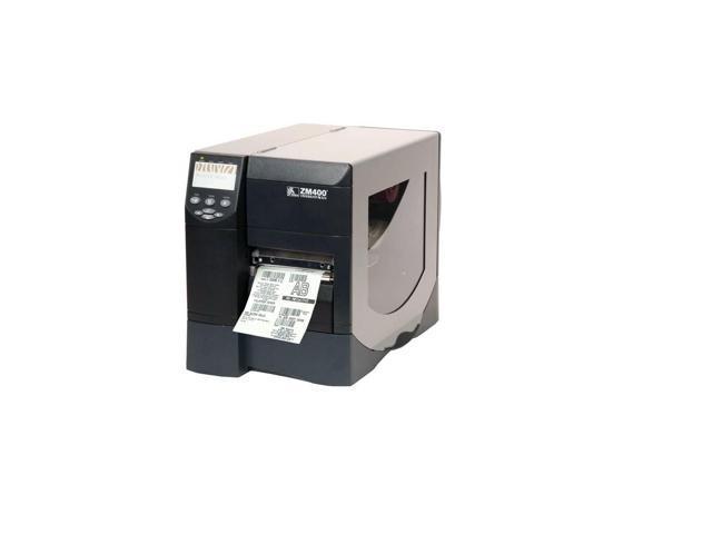 Zebra ZM400 ZM400-2001-0100T Label Thermal Printer - Newegg com