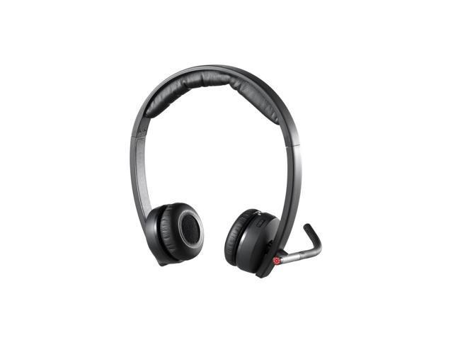 Logitech Wireless Headset Dual H820e Double Ear Stereo Business Headset Newegg Com