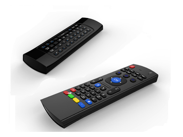 2 4Ghz Wireless Air Fly Mouse Keyboard Remote Control For Android TV Box MX  3 - Newegg com