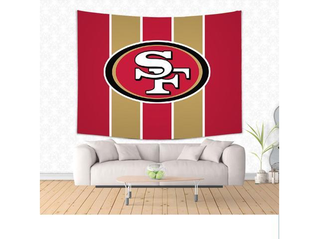San Francisco 49ers 03 Nfl Style 150 200cm Wall Hanging