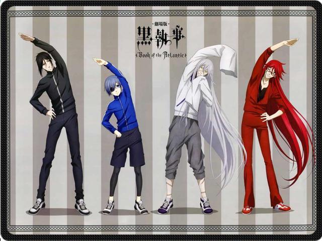 NEW Anime Black Butler Fleece Blanket 150 x 200 cm US Seller