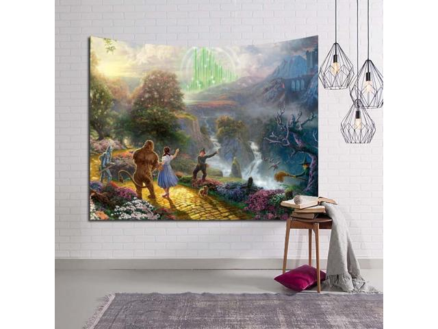3D Game Controller Tapestry Wall Hanging New Room Tapestry Home Decor Play Game
