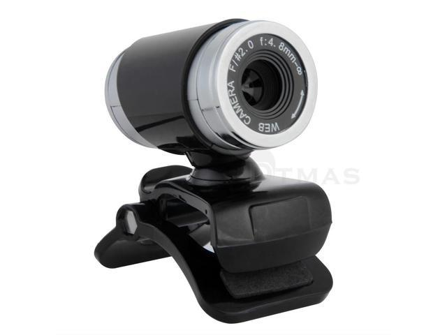 Desktop USB 2.0 12MP 480P HD Webcam Computer Camera Video w//MIC For PC Laptop