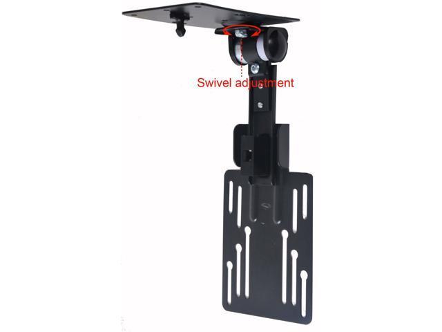 Videosecu Tilt Flip Under Cabinet Tv Mount Bracket For Most 15 16 17 19 22 23