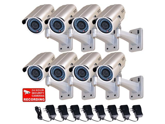 """Security Camera with 1//3/"""" PIXIM 690 TVL Outdoor Infrared Night Vision CCTV a51"""