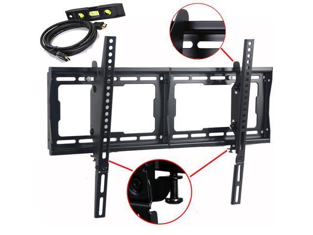 2e87f7b77fdb VideoSecu Heavy Duty Tilt TV Wall Mount Bracket for most 26-60 inch  Phillips JVC