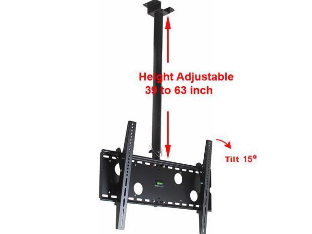 "37 40 42 46 47 50 55 60 70/"" TV Wall Mount Bracket Tilt Swivel Rotate LCD VESA"