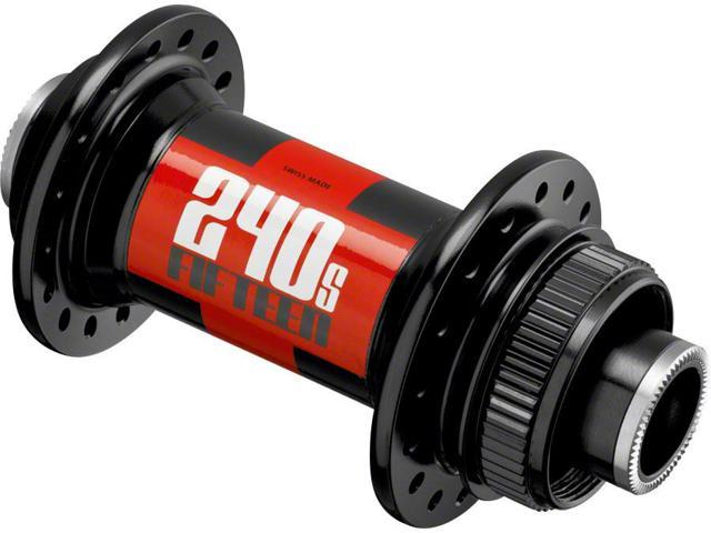 Boost Spacing 6-Bolt Disc DT Swiss 350 Front Hub: 28h 15 x 110mm Thru Axle