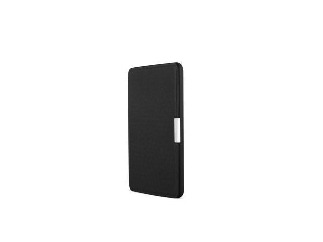 Amazon Kindle Leather Case for Kindle Paperwhite Cover – Onyx Black -  Newegg com