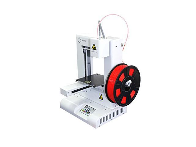 Mytrix Weistek Ideawerk Plus WT280S 3D Printer with FREE PLA Filament, High  Speed 450 mm/s 3D Printer with Full Color Touch Panel, White - Newegg com