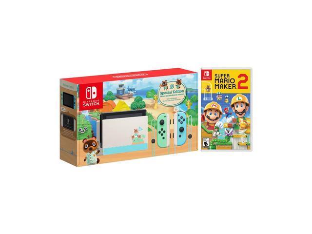 2020 New Nintendo Switch Animal Crossing: New Horizons ...