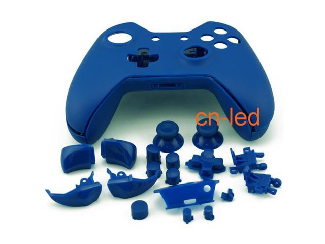 Matte blue Full Shell Case Cover Replacement Kit for Xbox One Wireless  Controller mod kit - Newegg com