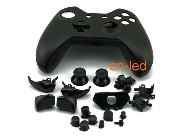 Matte Black Full Shell Case Cover Replacement Kit for Xbox One Wireless  Controller mod kit - Newegg com