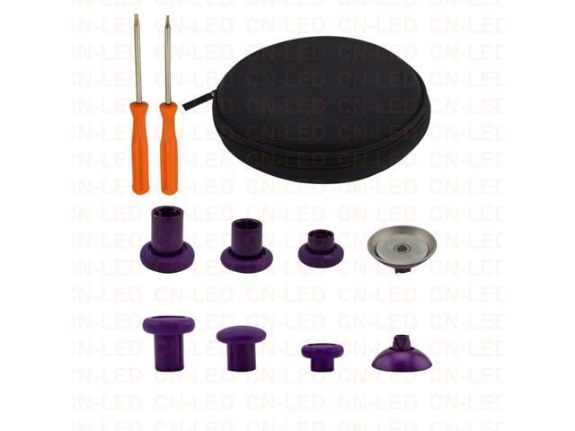 8 Pcs Replacement Swap Magnetic thumbsticks Fits for PS4 DualShock 4  Controller Xbox One Elite Controller Xbox One Controller - Purple -  Newegg com