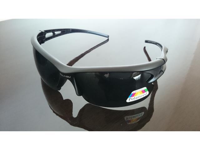 3516f5f11e51 Men Outdoor Sports Cycling Polarized Sunglasses Driving Aviator Goggles  Glasses