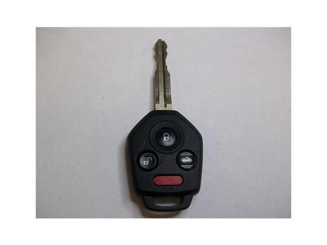 SUBARU CWTWB1U811 Factory OEM KEY FOB Keyless Entry Remote Alarm Replace 3db89d7768