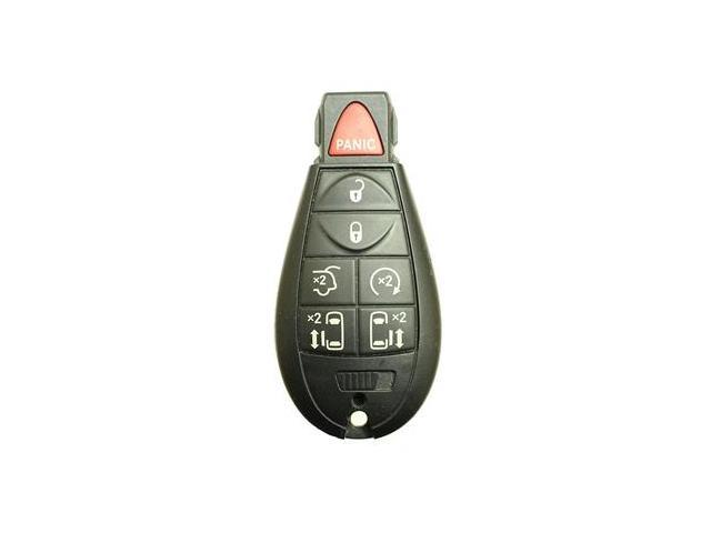 8ead337233e7 Refurbished: CHRYSLER 56046708 AB Factory OEM KEY FOB Keyless Entry Remote  Alarm Replace - Newegg.com