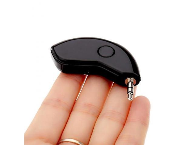 BTS 70 Mini 35mm Aux Bluetooth Stereo Audio Receiver Adapter Car Kit Hands