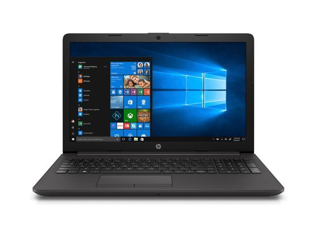 "HP Laptop 255 G7 (5YJ40UT#ABA) AMD E2-Series E2-9000E (1.5 GHz) 4 GB Memory 500 GB HDD AMD Radeon R2 Series 15.6"" Windows 10 Home 64-bit"