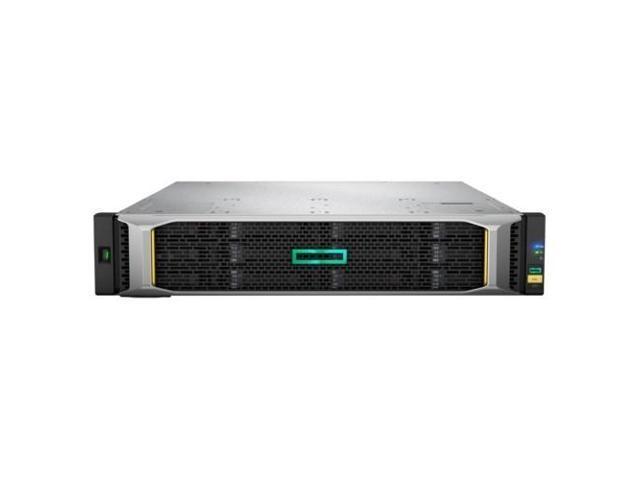 HP MSA 1050 10GbE iSCSI Dual Controller SFF Storage - Newegg com