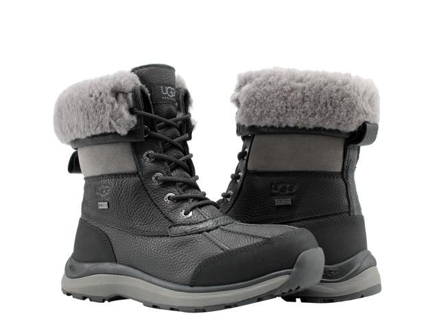 fe380215fa3 UGG Australia Adirondack III Black Women's Boots 1095141-BLK Size 10 -  Newegg.com