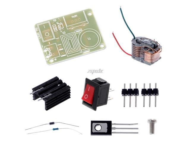 15KV High Frequency DC High Voltage Arc Ignition Generator Inverter Boost  Transformer 3 7V DIY Kit Z10 Drop ship - Newegg com