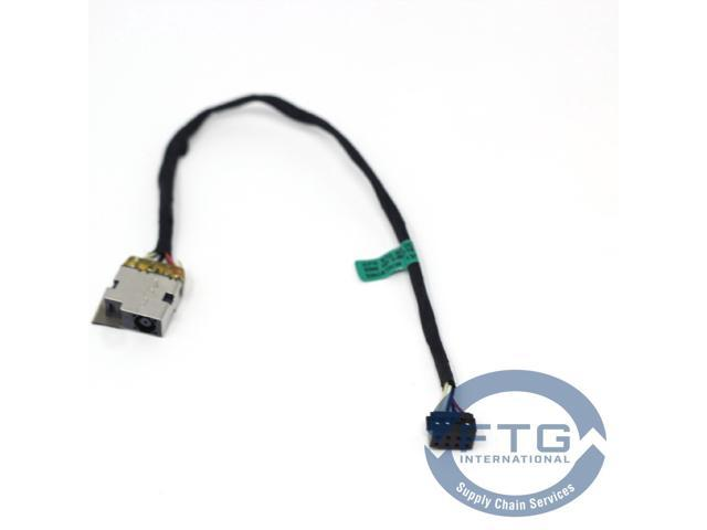 PC Parts Unlimited 720537-001 DC-in Power Connector UMA