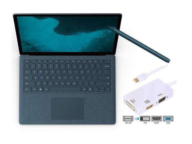 Microsoft Surface Laptop with Pen and DP Converter, 13 5