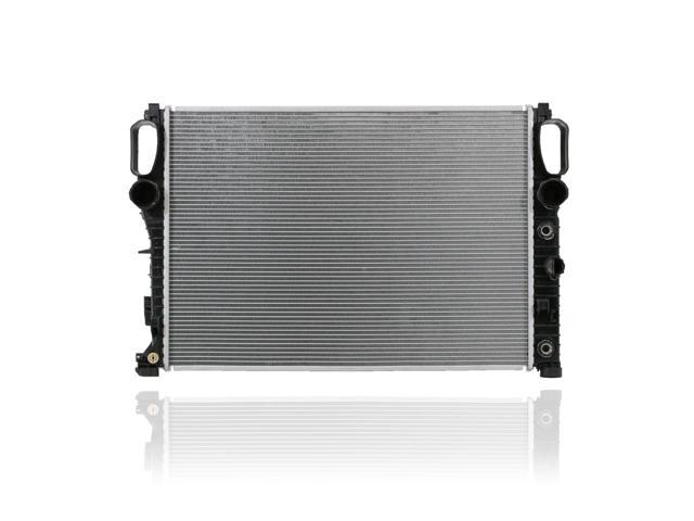 Radiator For//Fit 2875 07-11 Mercedes-Benz CL-Class 07-11 S450 S550 S600 S65 S63