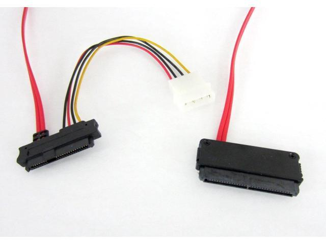 Micro SATA Cables Internal Mini SAS HD SFF-8087 to 4 x 29 Pin SAS SFF-8482 Cable 1 Meter