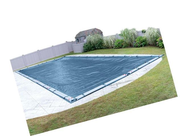 Robelle 352545R Super Winter Pool Cover for In-Ground Swimming Pools, 25 x  45... - Newegg.com