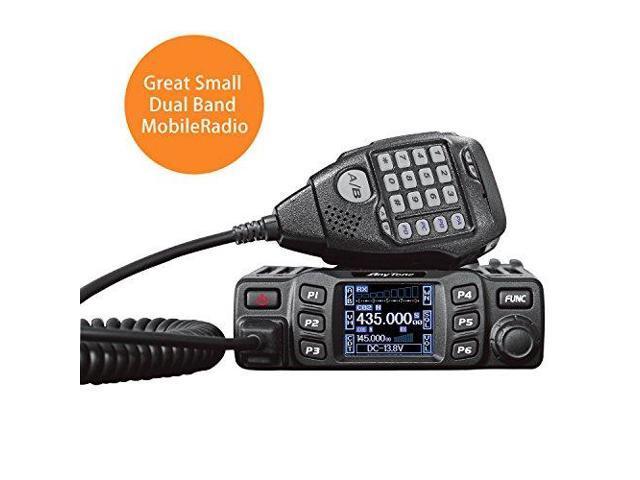 AnyTone AT778UV Dual Band Transceiver Mobile Radio VHFUhf Two Way Amateur  Radio - Newegg com