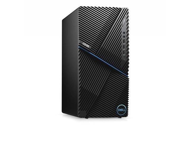 Dell G5 5090 Tower Gaming Computer i7-9700 16GB 256GB SSD 1TB HDD W10H GTX 1660