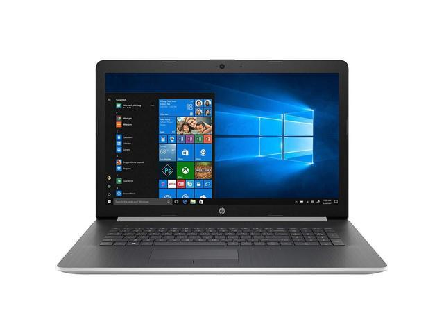 "HP 17-by1061st 17.3"" Laptop i3-8145U 8GB 1TB HDD Windows 10 Home"