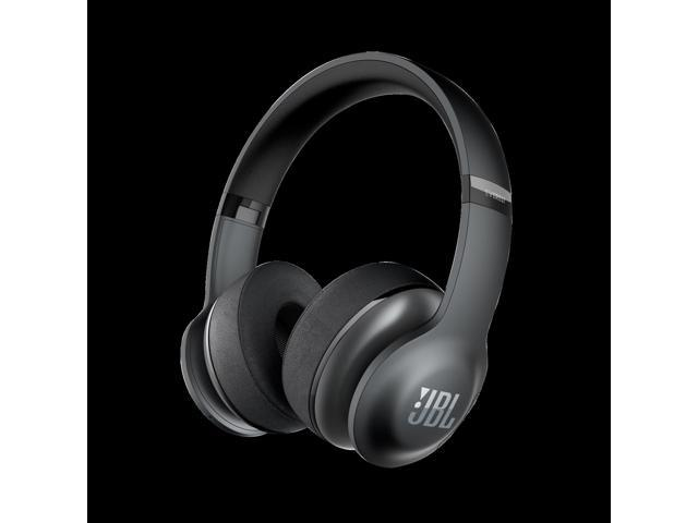d3a616ca2af JBL Everest 300 Wireless Bluetooth On-Ear Headphones, Black - Newegg.com