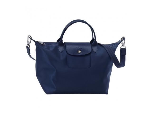 330f38d37e Longchamp Le Pliage Neo Medium Handbag Navy 1515578556 ...