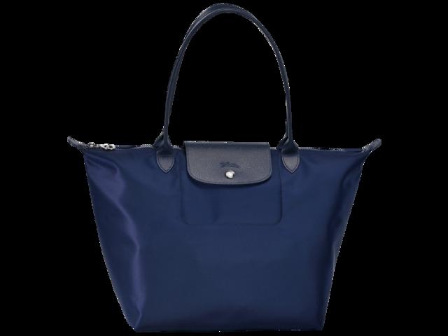 66be019f51 Longchamp Le Pliage Neo Large Tote Bag Navy 1899578556 ...