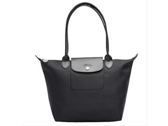 7bea96e1b219 Longchamp Le Pliage Neo Small Tote Bag Black 2605578001 ...