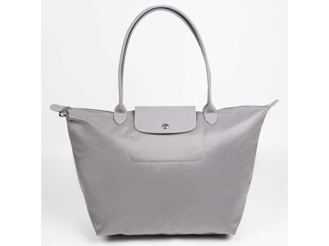 Longchamp Le Pliage Neo Large Tote Bag Pebble Galet 1899578274 ... 111a9508aa135