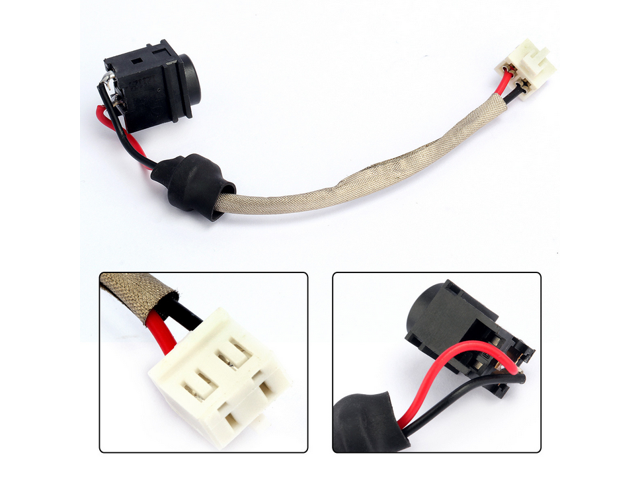 Superb New For Sony Vaio Vgn Ns M790 Dc Power Jack Wire Cable Wiring 101 Israstreekradiomeanderfmnl