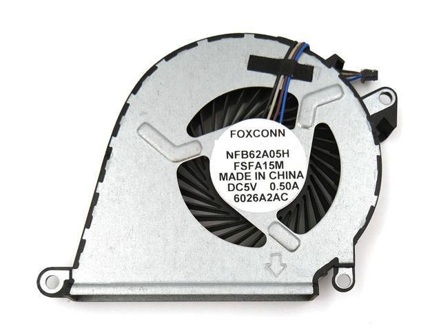 Original HP Omen 15-ax 858970-001 FOXCONN G35 NFB62A05H FSFA15M DC5V CPU FAN