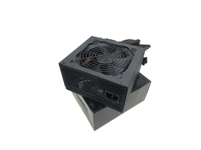 NEW ePower EP-700PM 700W Max 24-Pin ATX Power Supply with 120mm Exhaust Fan