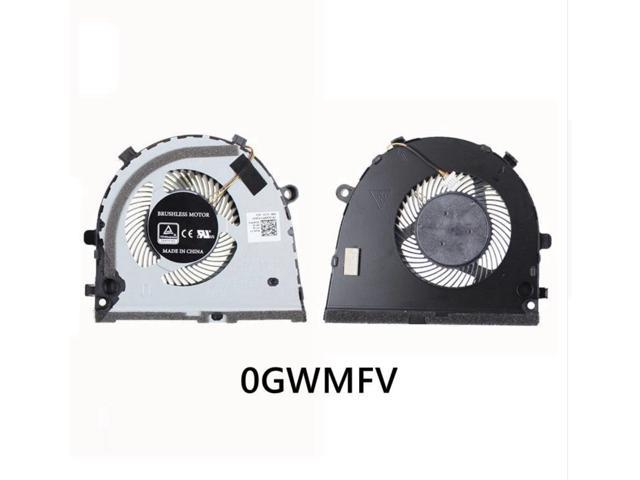 New 4 wire GPU Cooling fan for Dell G3-3579 3779 G5 5587 Gaming Laptop FKB7  OJWMFV DC28000KVF0 DFS551205ML0T TP - Newegg com