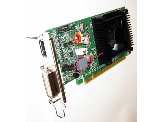 Video Graphics Card 1gb OptiPlex 330 360 380 390 740 790 960 Vostro Half Height